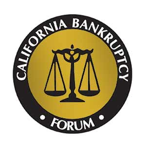 California Bankruptcy Forum logo